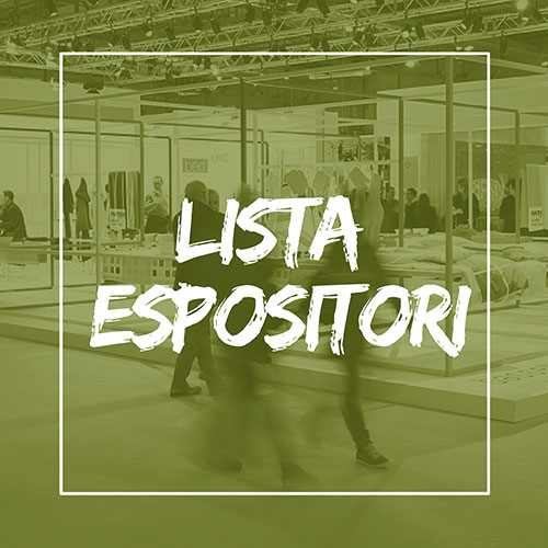 Lista Espositori